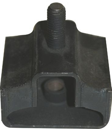 Motortartó gumibak