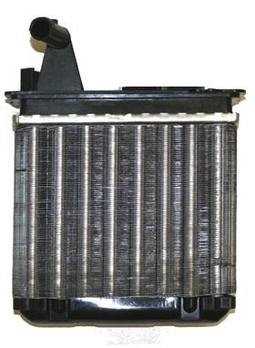 AIXAM fűtő radiátor